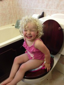 you can potty train in one day