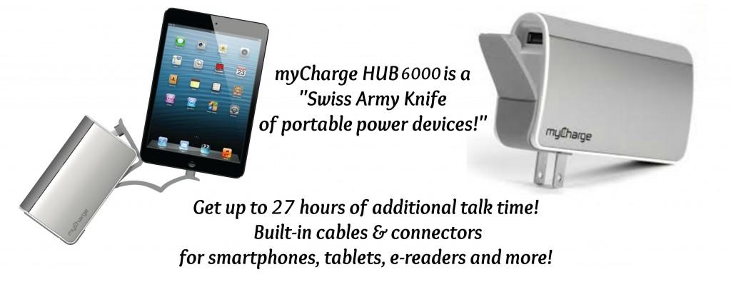 myCharge HUB6000
