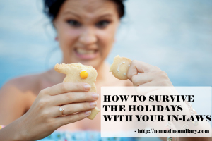 How to Survive the Holidays with Your In-laws